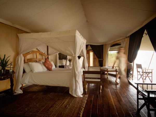 Alex Walker's Ngare Serian Tent