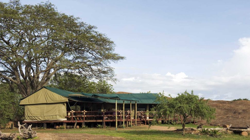 Alex Walkers Serian's Serengeti Mobile Kusini Camp