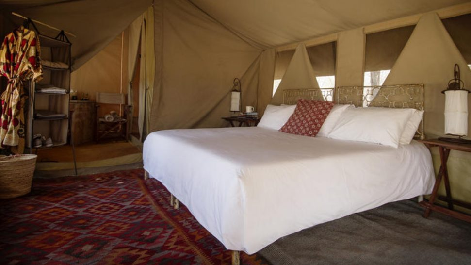 Alex Walker's Serian's Serengeti North Camp Double Tent