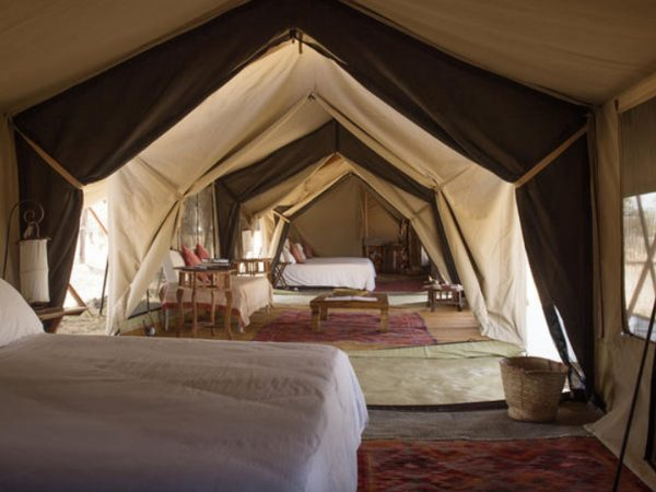 Alex Walker's Serian's Serengeti North Camp Triple Room