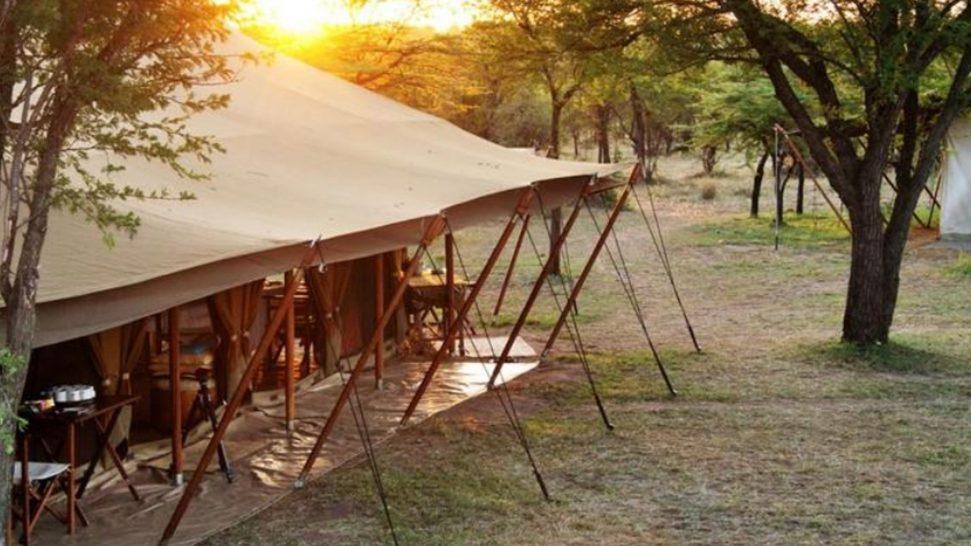 Alex Walker's Serian's Serengeti North Camp