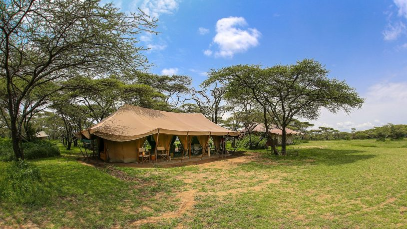 Alex Walker's Serian's Serengeti South Mobile Camp