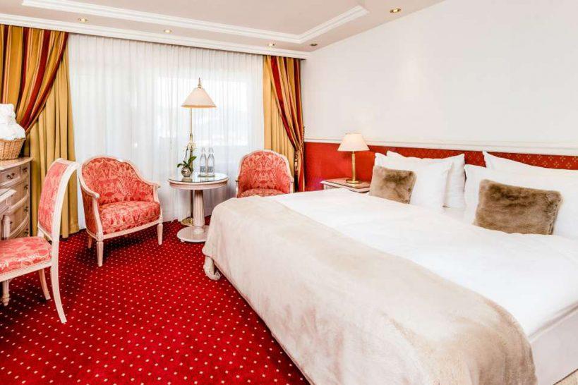 Alpenroyal Grand Hotel Double Room