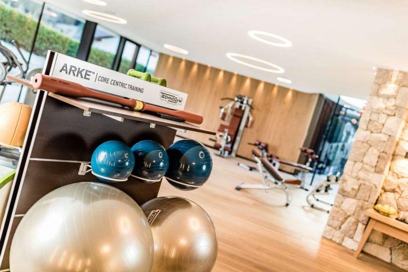 Alpenroyal Grand Hotel Gym