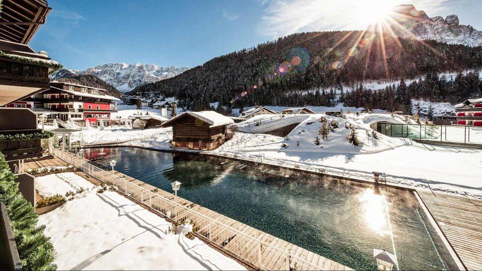 Alpenroyal Grand Hotel Pool