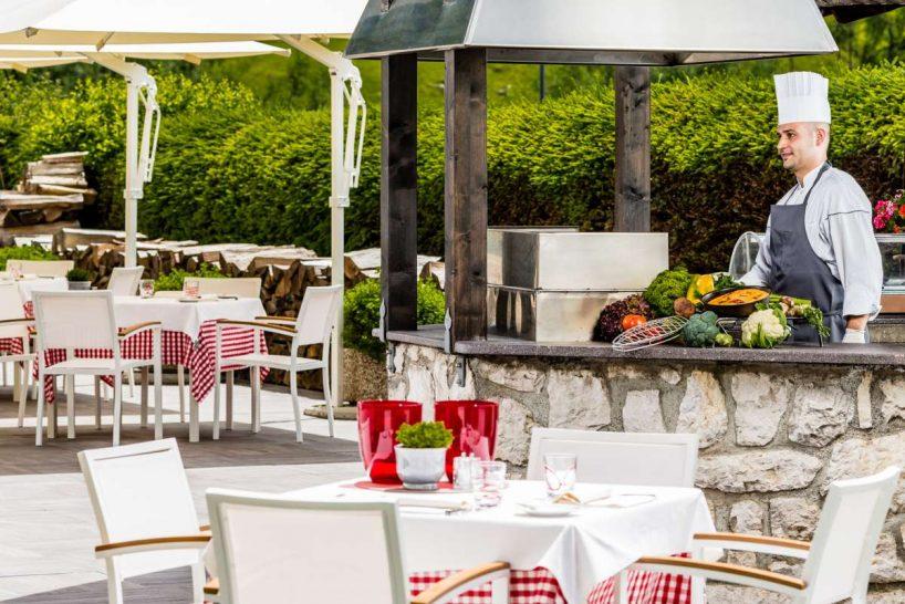Alpenroyal Grand Hotel Restaurant Alpengrillroyal