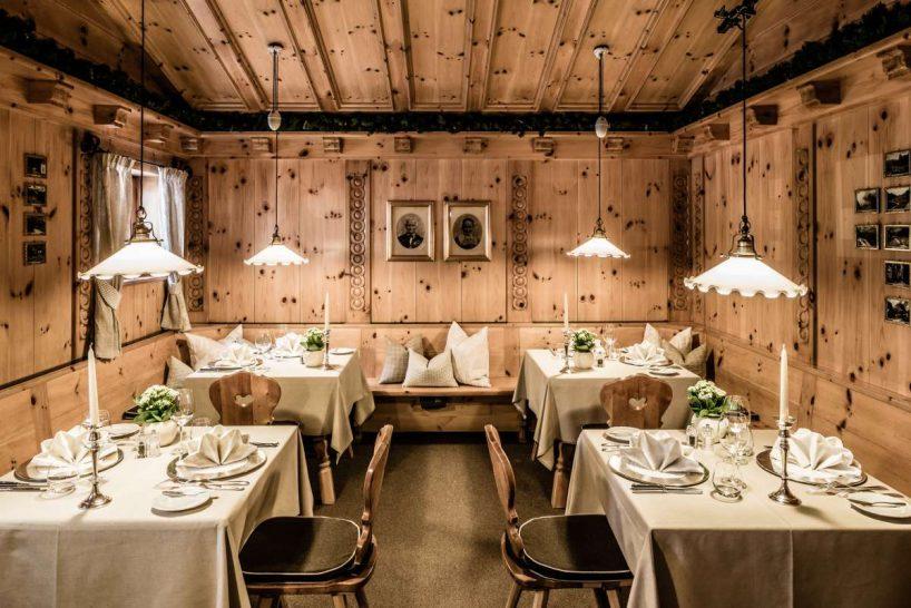 Alpenroyal Grand Hotel Restaurant Le Stuben