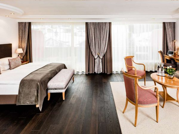 Alpenroyal Grand Hotel Single Room De Luxe