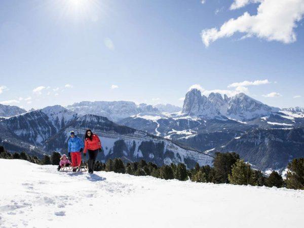Alpenroyal Grand Hotel Sledging