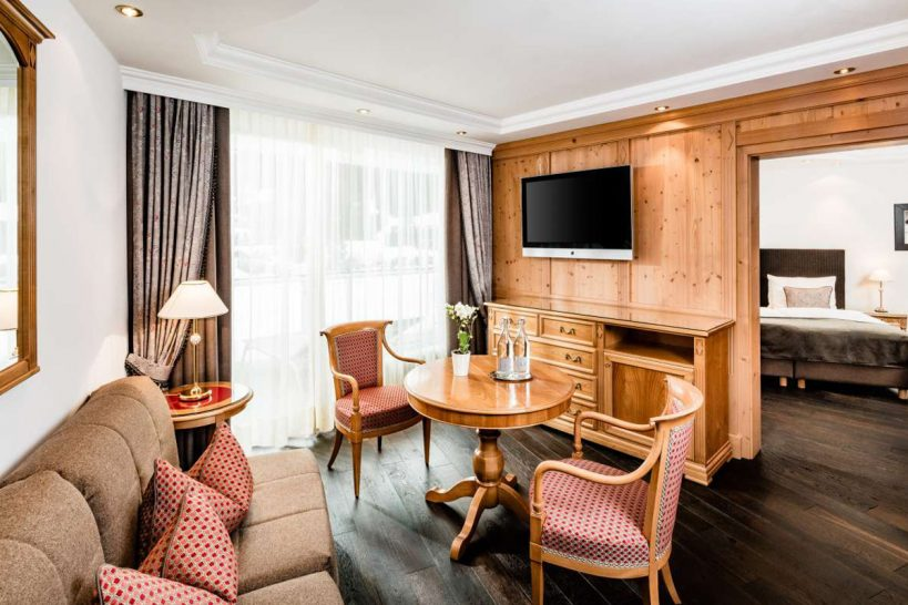 Alpenroyal Grand Hotel Vip Suite