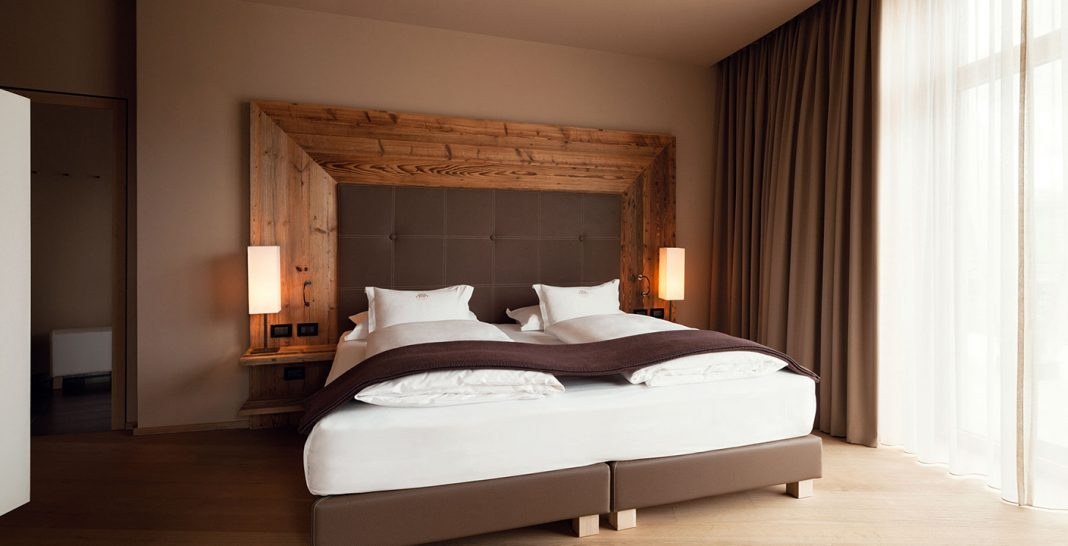 Alpina Dolomites Chalet Deluxe Suite Sella