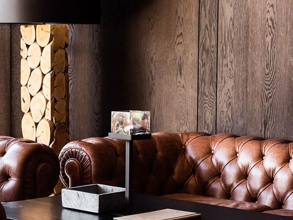 Alpina Dolomites Cigar Lounge