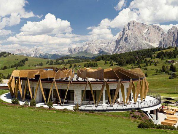 Alpina Dolomites Exterior View