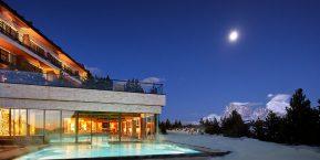 Alpina Dolomites Gardena Health Lodge and Spa