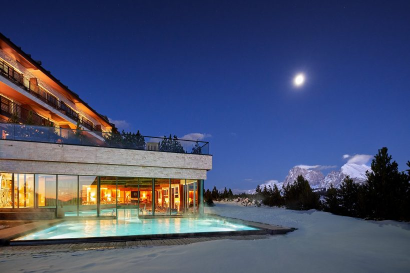 Alpina Dolomites Gardena Health Lodge and Spa