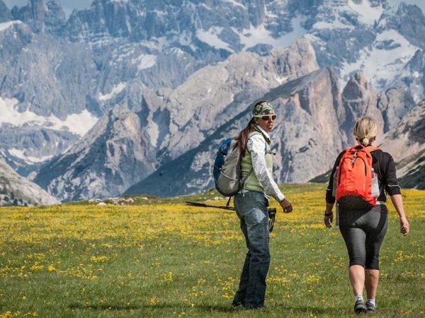 Alpina Dolomites Hiking