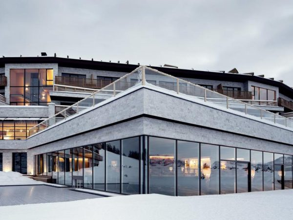 Alpina Dolomites Hotel View
