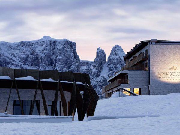 Alpina Dolomites Lobby