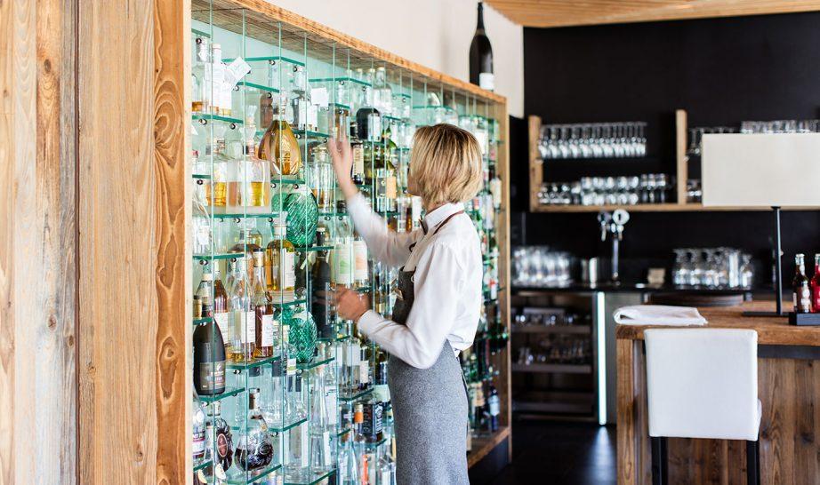 Alpina Dolomites Mountain Lounge & Bar