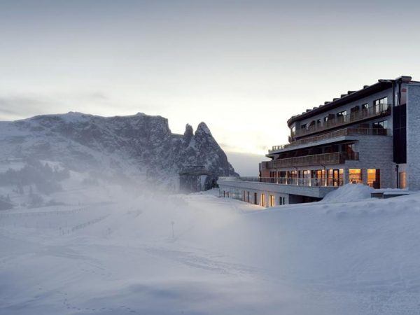 Alpina Dolomites Outside View
