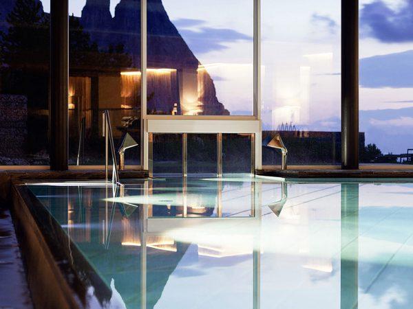 Alpina Dolomites Pool