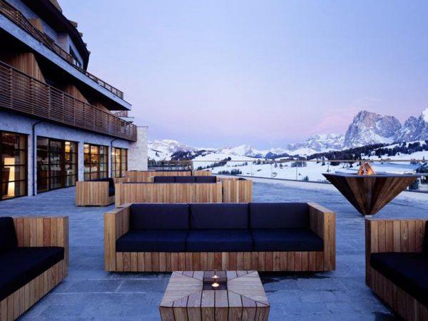 Alpina Dolomites View