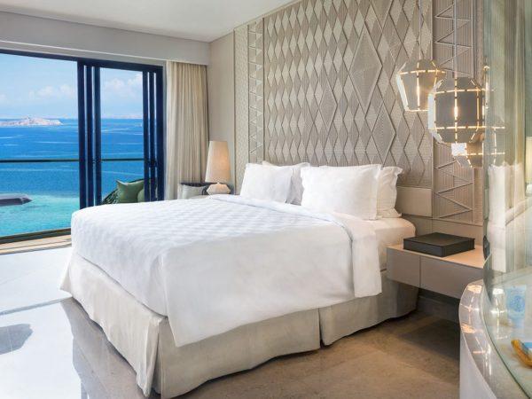 Ayana Komodo Resort, Waecicu Beach Deluxe Full Ocean View Room