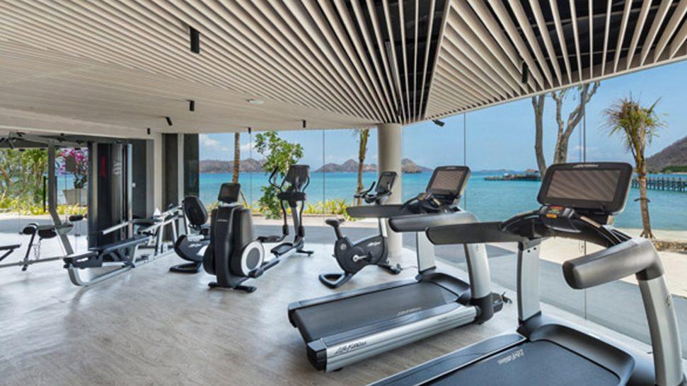 Ayana Komodo Resort, Waecicu Beach Gym