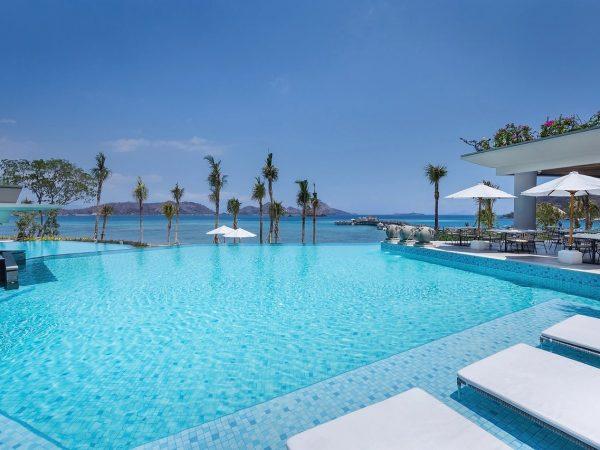 Ayana Komodo Resort, Waecicu Beach Pool