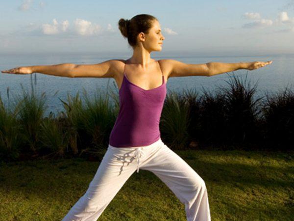 Ayana Komodo Resort, Waecicu Beach Yoga