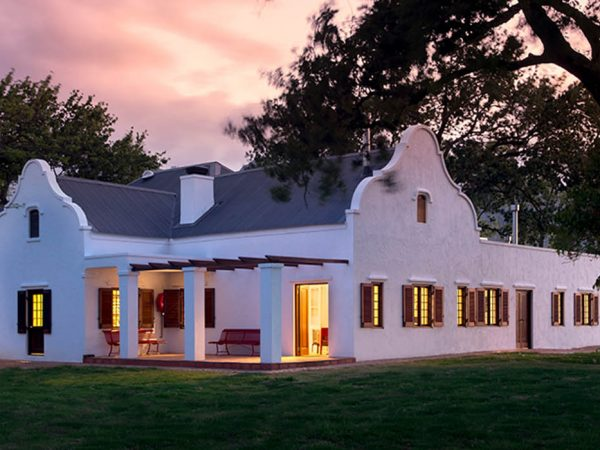 Babylonstoren Farmhouse
