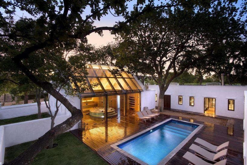 Babylonstoren Farmhouse Pool