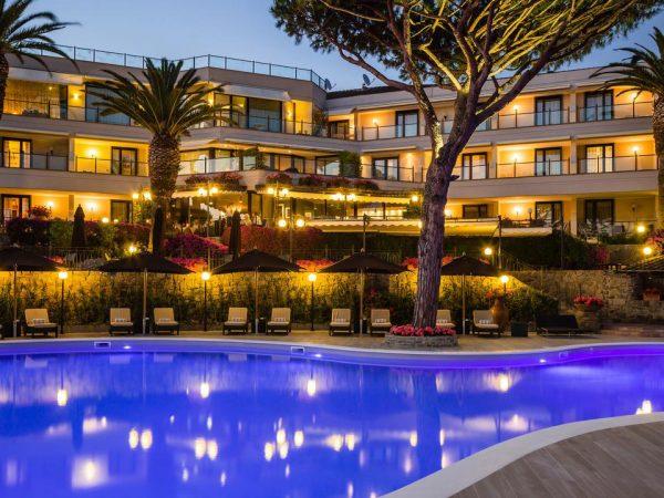 Baglioni Resort Cala del Porto Punta Ala Tuscany Exterior