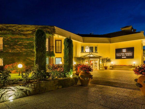 Baglioni Resort Cala del Porto Punta Ala Tuscany Exterior View