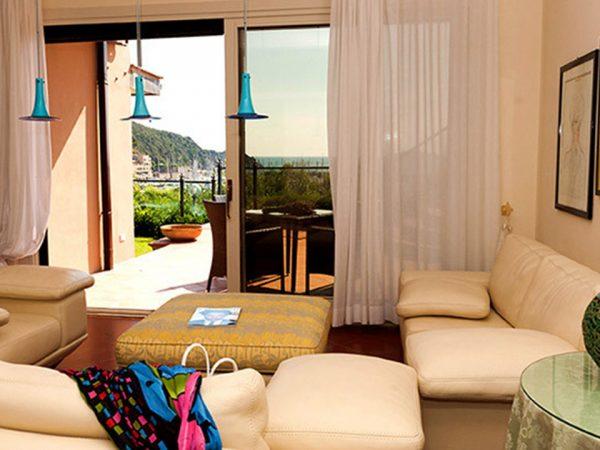 Baglioni Resort Cala del Porto Punta Ala Tuscany Family Villa