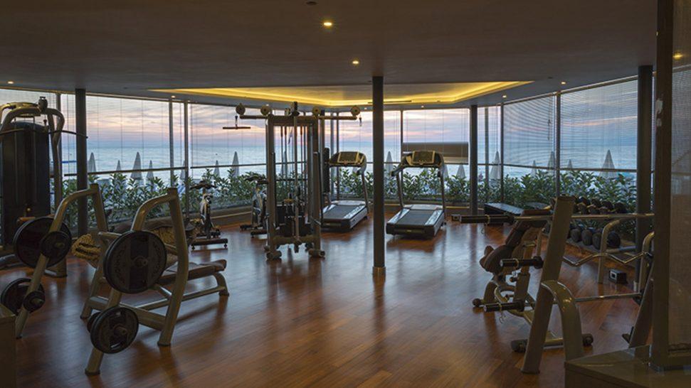 Baglioni Resort Cala del Porto Punta Ala Tuscany Gym