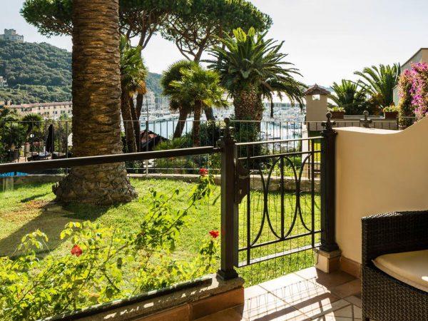 Baglioni Resort Cala del Porto Punta Ala Tuscany Lobby View