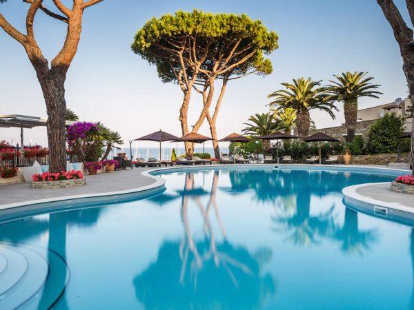 Baglioni Resort Cala del Porto Punta Ala Tuscany Pool
