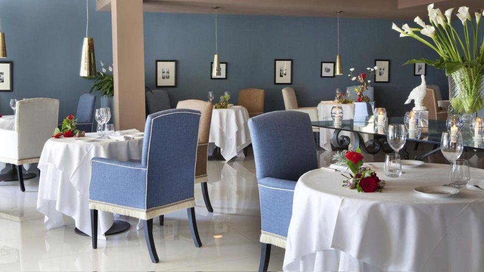 Baglioni Resort Cala del Porto Punta Ala Tuscany Restaurant 1