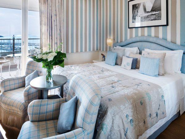 Baglioni Resort Cala del Porto Punta Ala Tuscany Sea View Suite