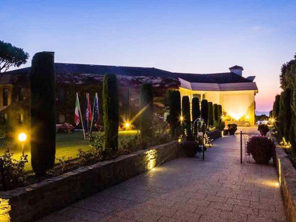 Baglioni Resort Cala del Porto Punta Ala Tuscany View