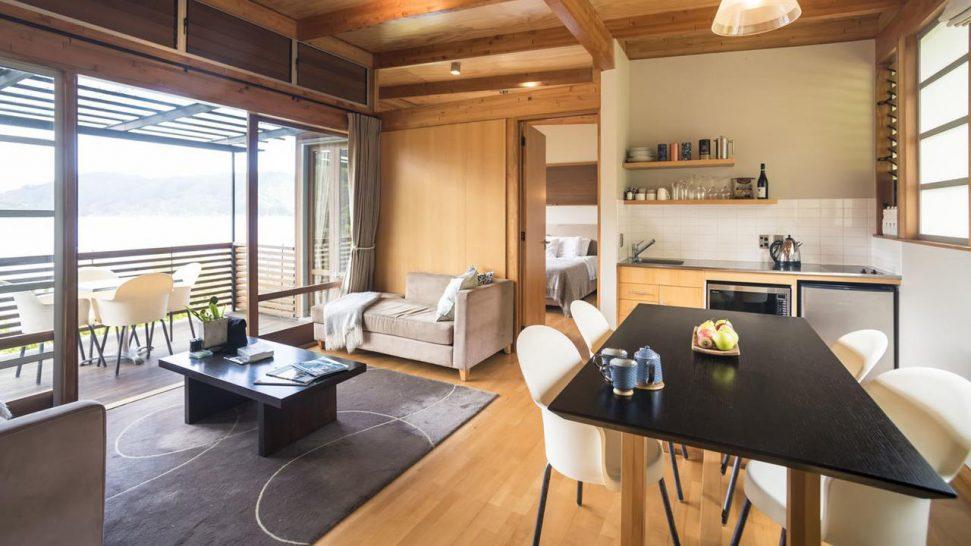 Bay of Many Coves Three-Bedroom Apartment