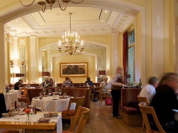 Beau Rivage Palace Cafe Beau Rivage