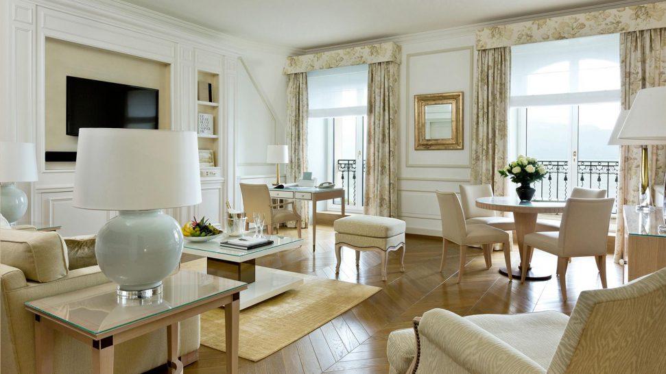 Beau Rivage Palace Duplex Suite