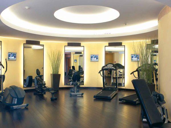 Beau Rivage Palace Gym
