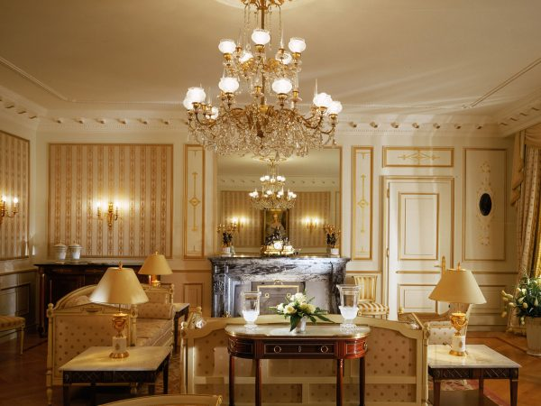 Beau Rivage Palace Imperial Suite