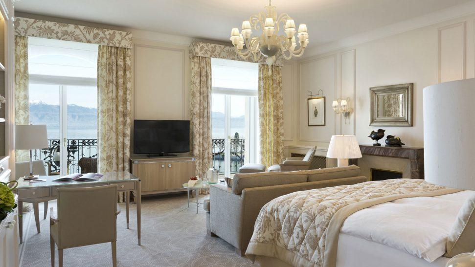 Beau Rivage Palace Junior Suite