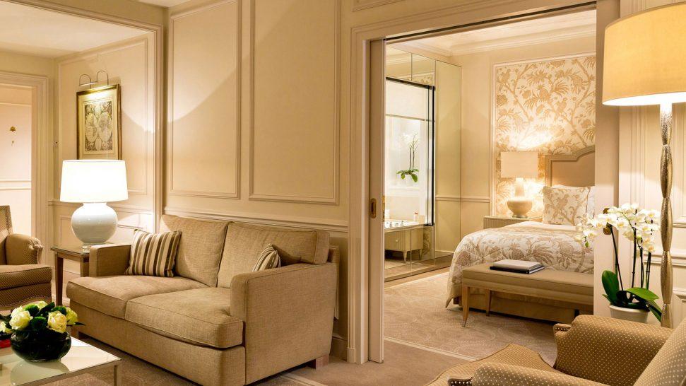 Beau Rivage Palace Junior Suite Lman