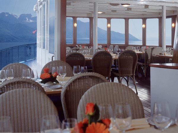 Beau Rivage Palace Le Montreux