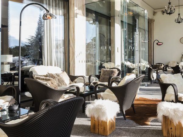 Beau Rivage Palace Lobby Lounge